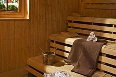 Sauna w Hotelu Danubius Health Spa Resort w Heviz - Danubius Health Spa Resort**** Hévíz - kurort spa termal hotel w Heviz
