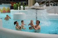 Weekend wellness w Szeged w Parku wodnym Aquapolis - hotel Wellness Forras