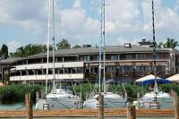 Port jachtowy Hotel Silverine Resort**** w Balatonfured